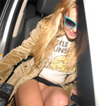 Britney Spears No Panties Photos